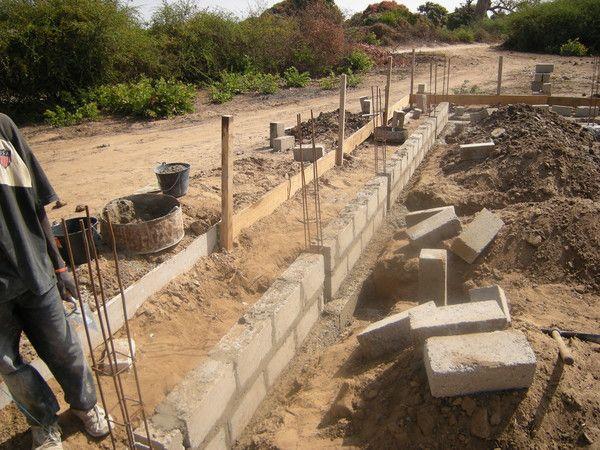 Votre maison au senegal for Prix construction maison 150m2